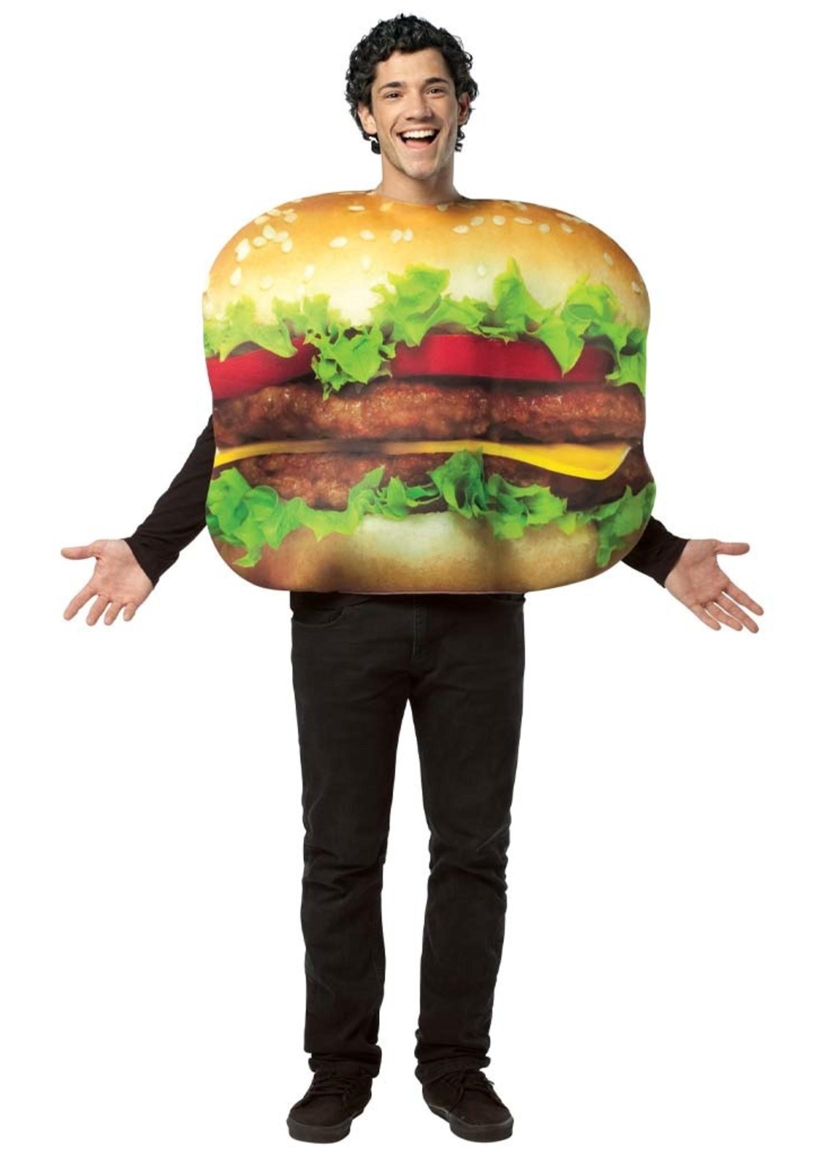 Cheeseburger - Adult