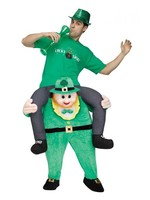 FUN WORLD Carry Me Leprechaun - Humor