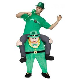 FUN WORLD Carry Me Leprechaun - Humor