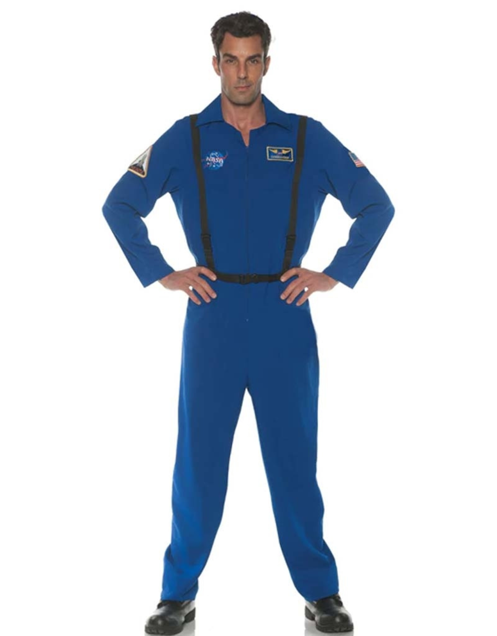 UNDERWRAPS Blue Flight Suit - Men's