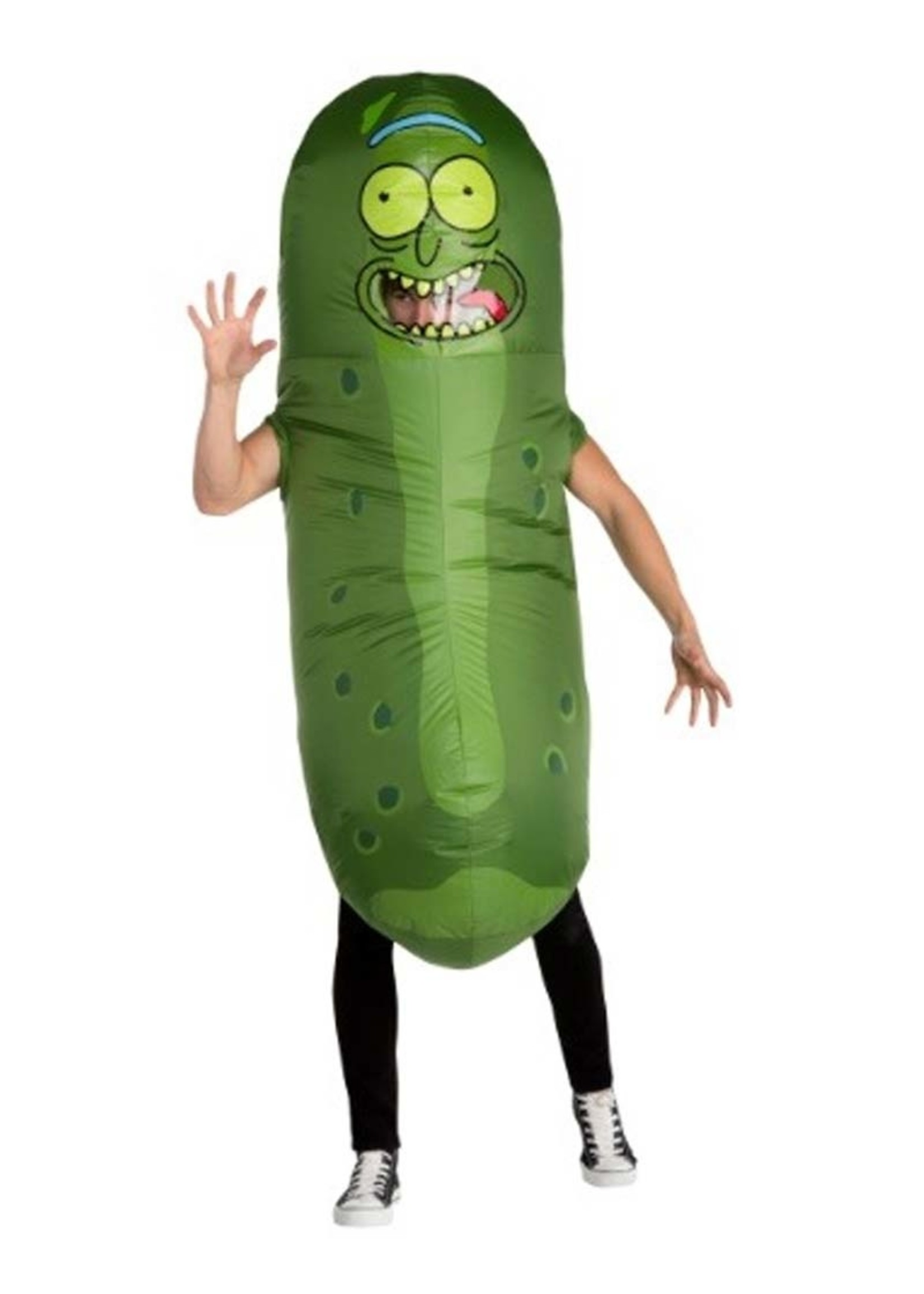 Pickle Rick Infatable - Adult