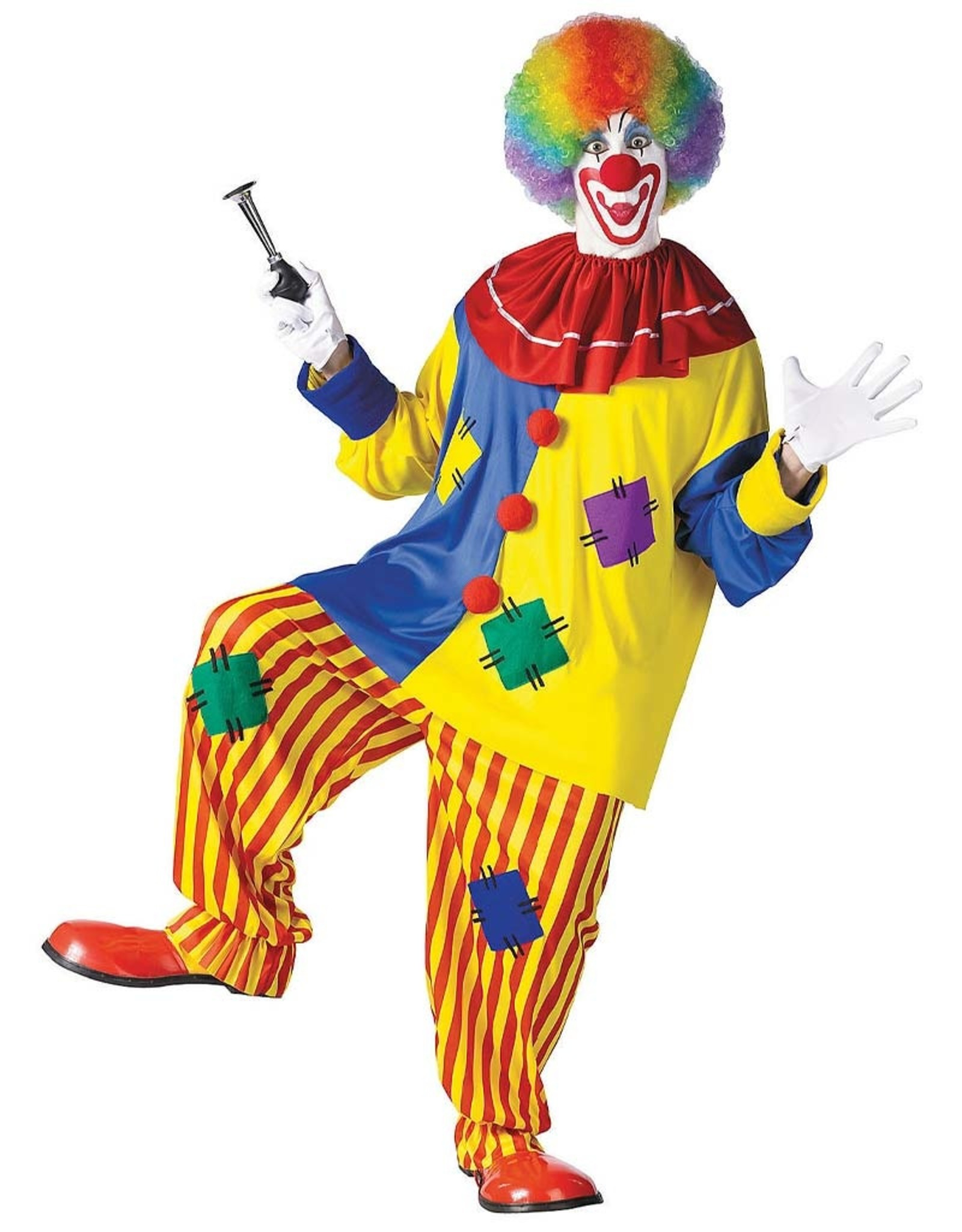 FUN WORLD Big Top Clown - Adult