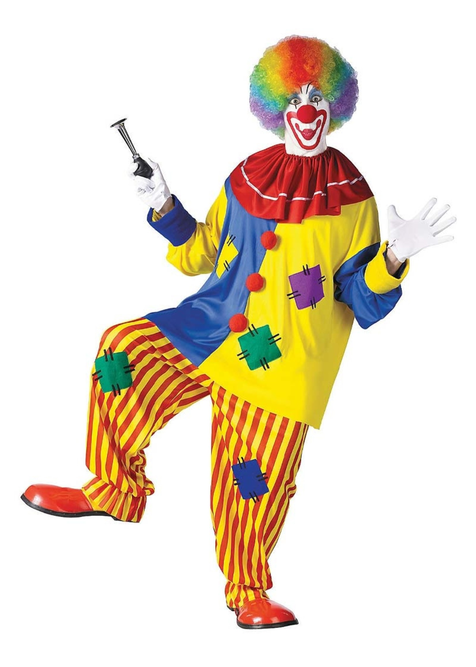 FUN WORLD Big Top Clown - Adult