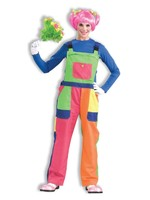 FORUM NOVELTIES Clown Overalls - Adult