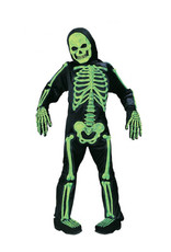 Totally Skelebones Green - Boy's