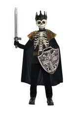 Dark King Skeleton - Boy's