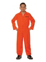 UNDERWRAPS Prisoner Jumpsuit - Boys