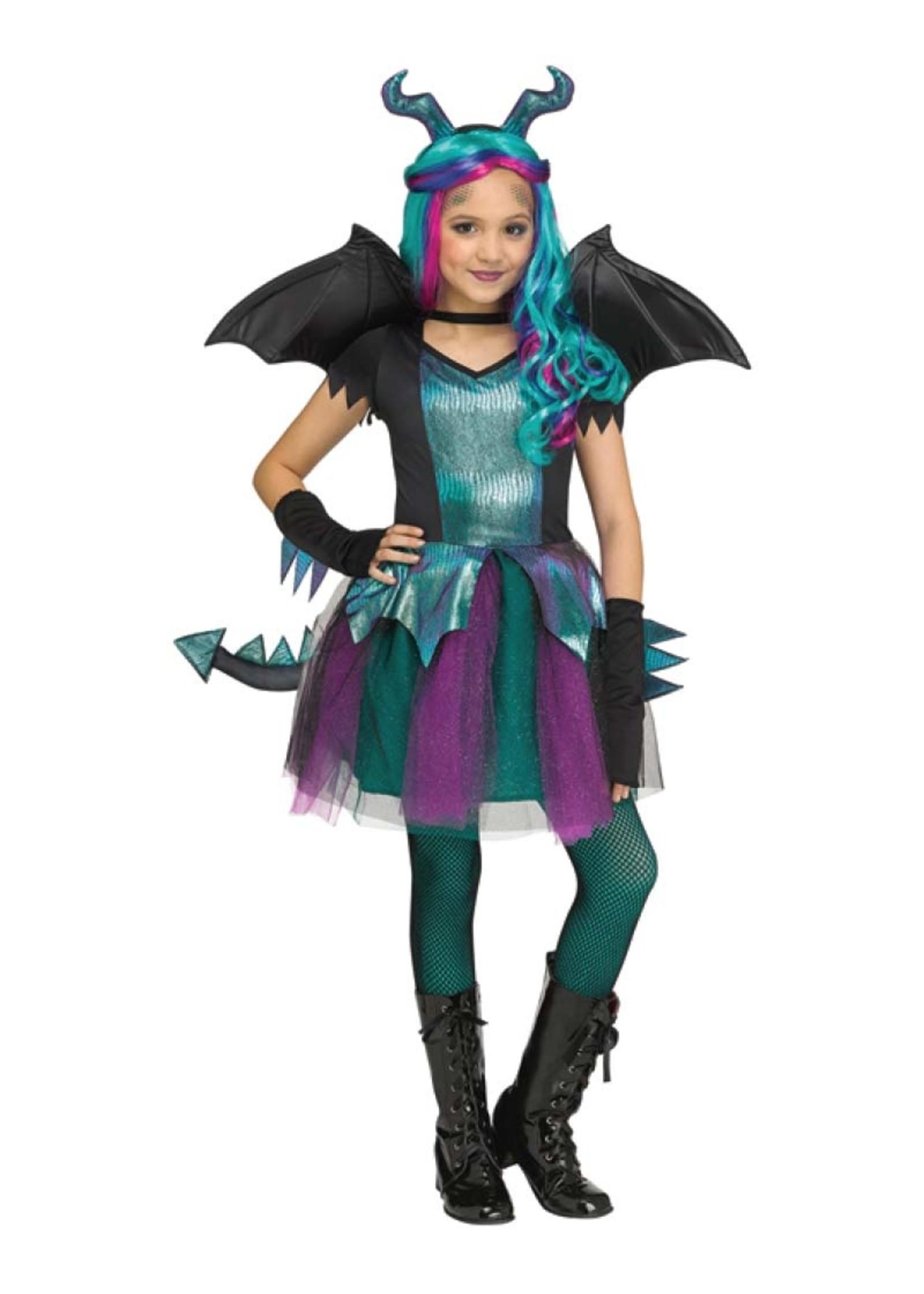 FUN WORLD Dark Dragon - Girls