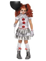 FUN WORLD Carnevil Clown - Girls