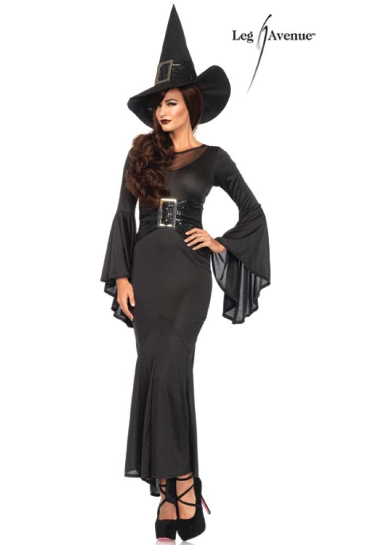 Wickedly Sexy Witch - Women's