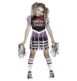 FUN WORLD Zombie Fearleader - Girls