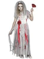 FUN WORLD Zombie Bride - Girls