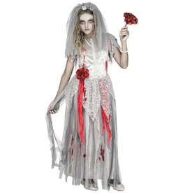 FUN WORLD Zombie Bride - Girls