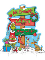 Traditional Grinch Whoville Table Sign