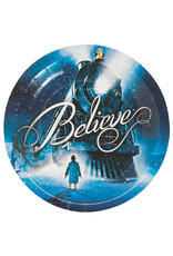 FORUM NOVELTIES The Polar Express™ Paper Dinner Plates - 8 Ct.