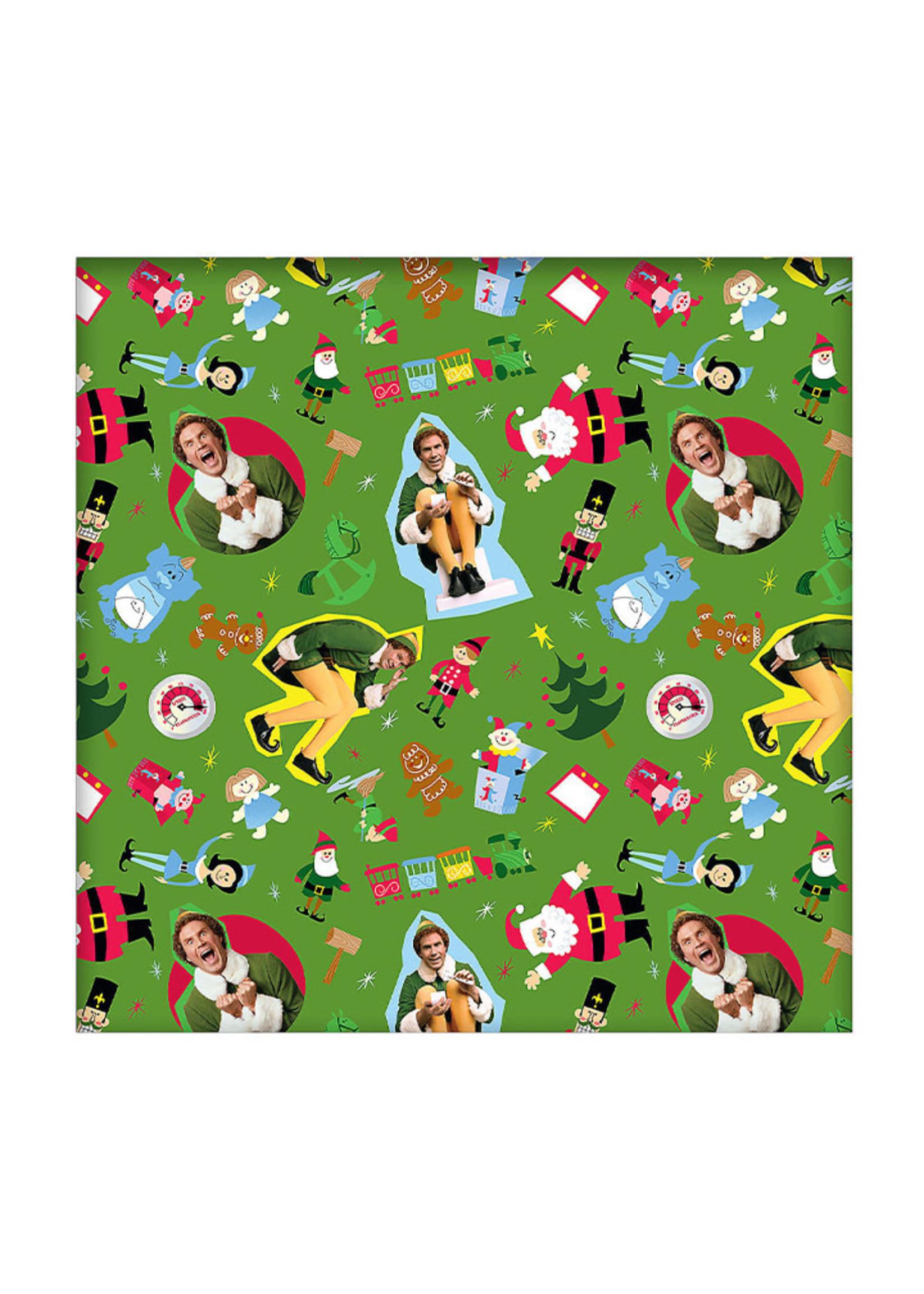 FORUM NOVELTIES Buddy the Elf Icons Luncheon Napkins - 16ct