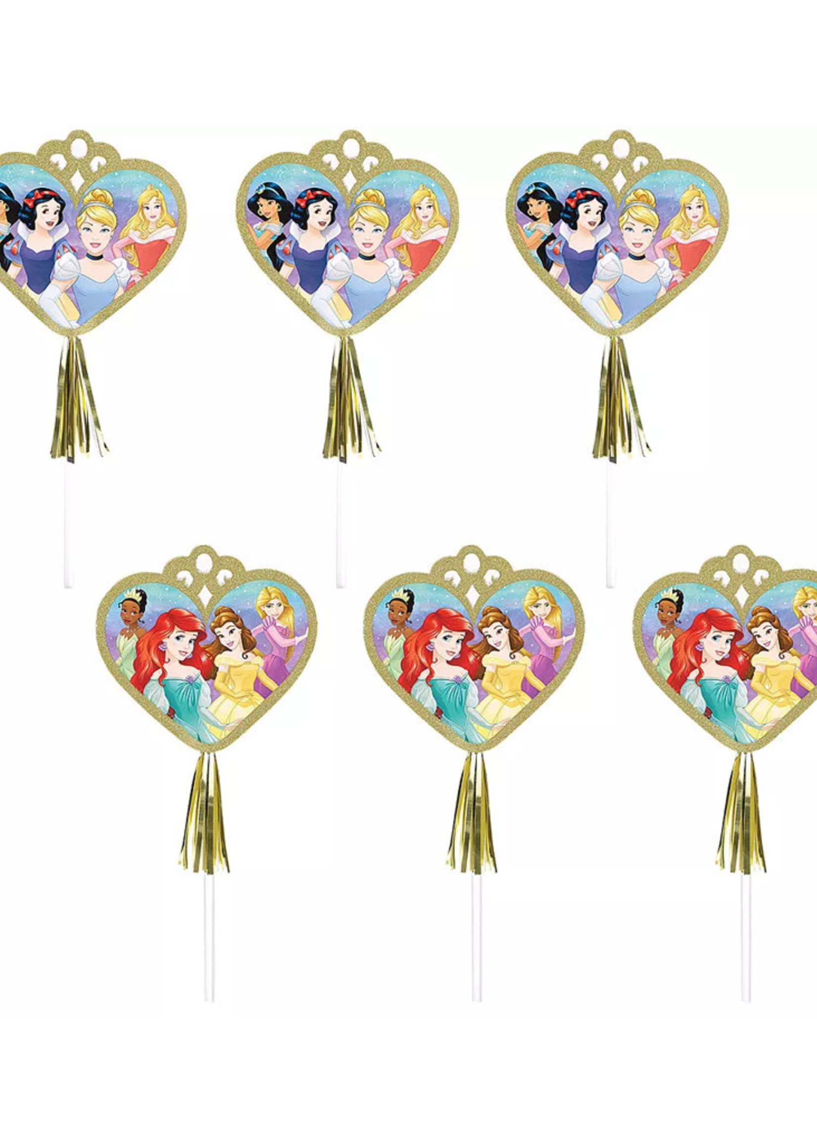 Disney Princess Once Upon a Time Wands 8ct