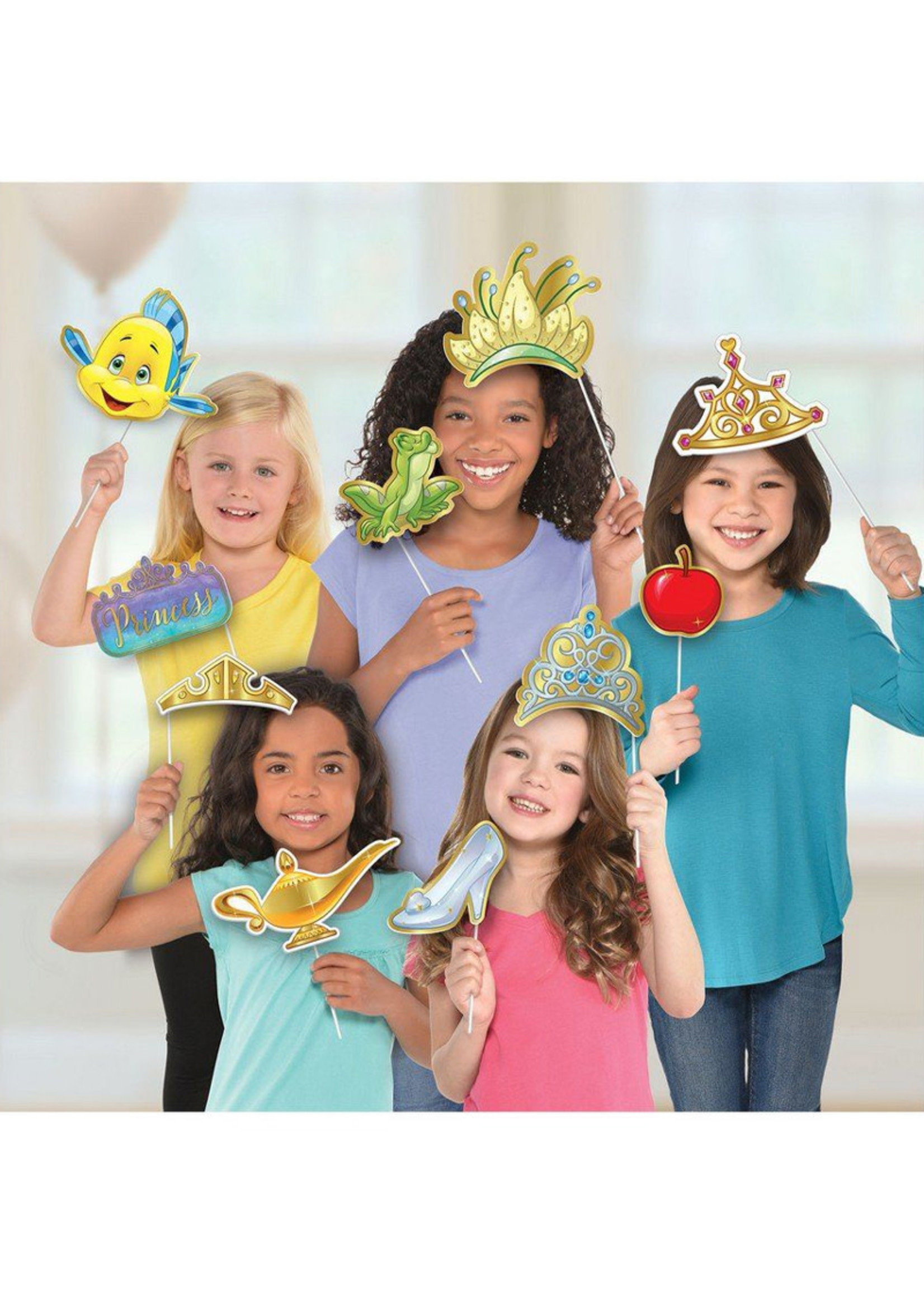 Disney Princess Once Upon A Time Photo Prop Kit