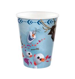 Frozen 9oz Paper Cup - 8ct