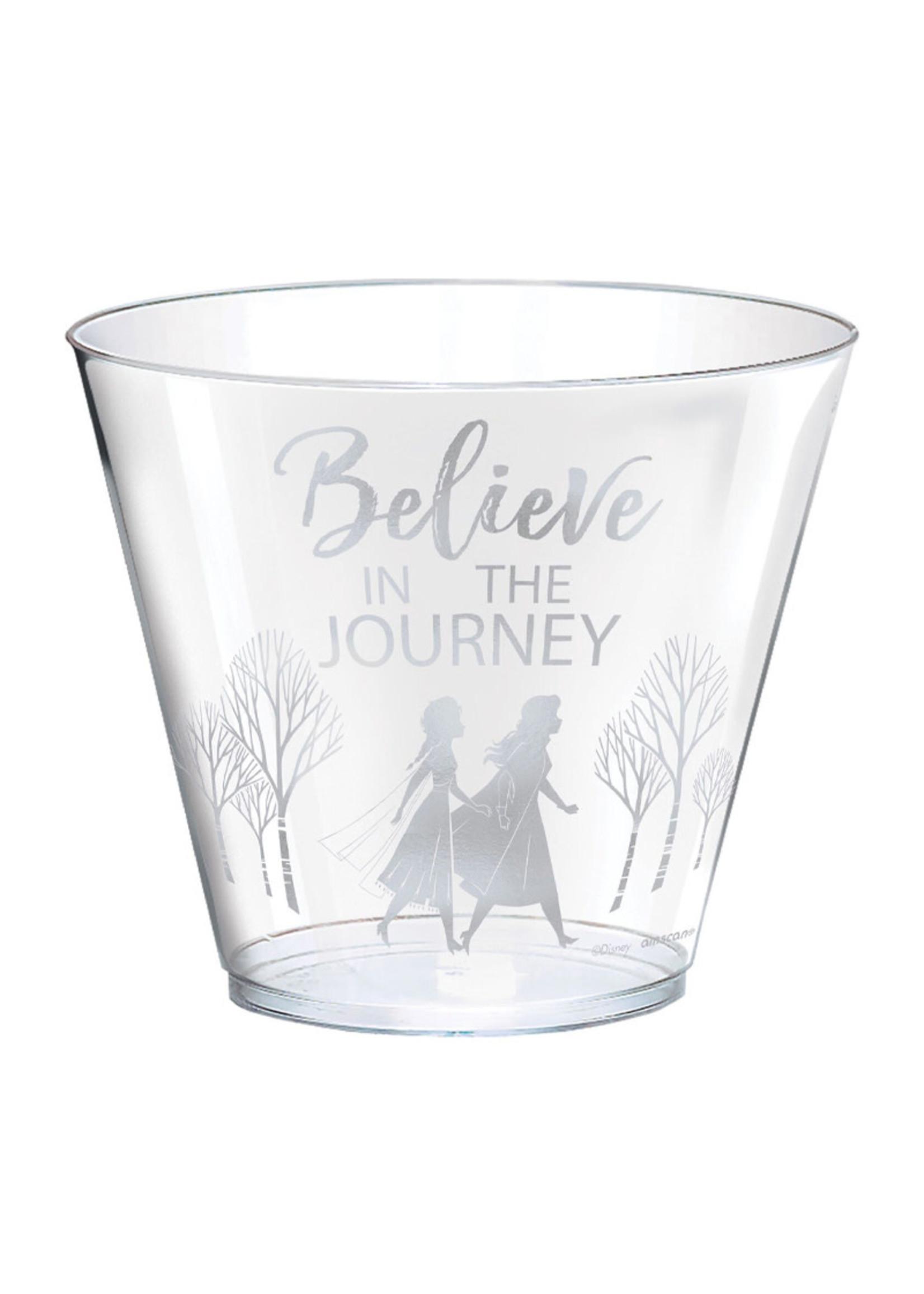 Disney Frozen Plastic Cups 8ct
