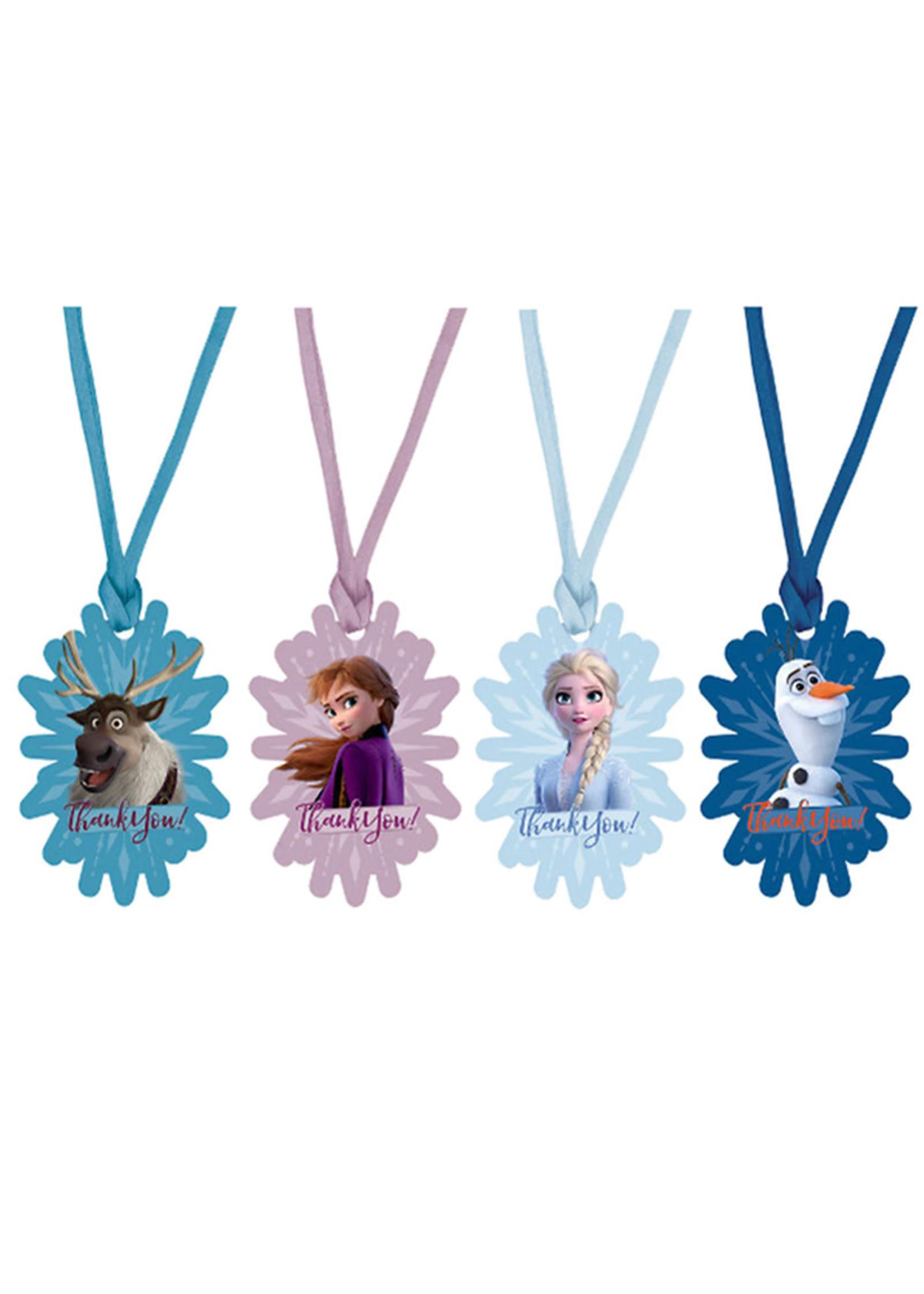 Disney  Frozen Thank You Tags - 8ct