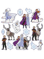 Disney Frozen Puffy Stickers - 1 Sheet