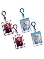 Disney Frozen Clip-On Keychains - 8ct