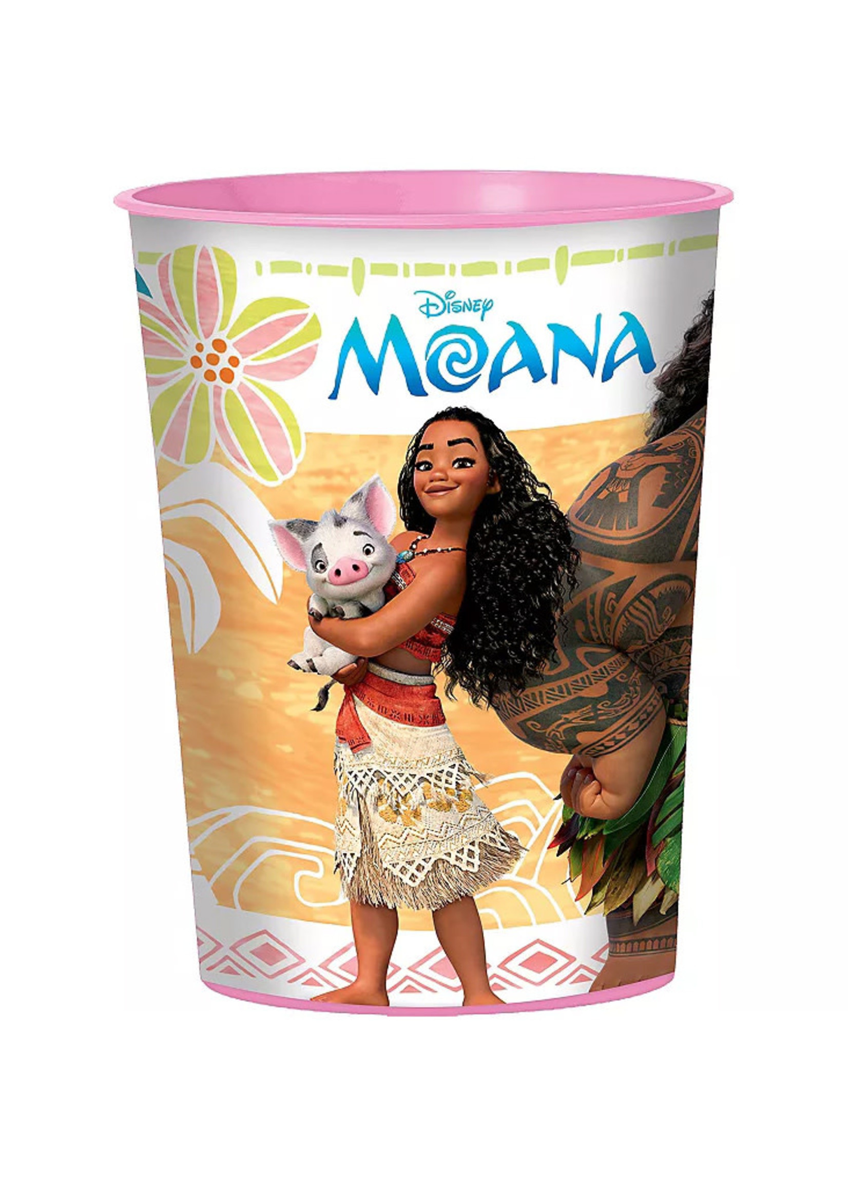 Moana Favor Cup 16oz