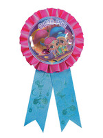 Shimmer & Shine Confetti Award Ribbon