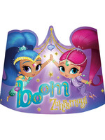 Shimmer and Shine Tiaras - 8ct