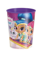 Shimmer and Shine Plastic Favor Cups -16oz