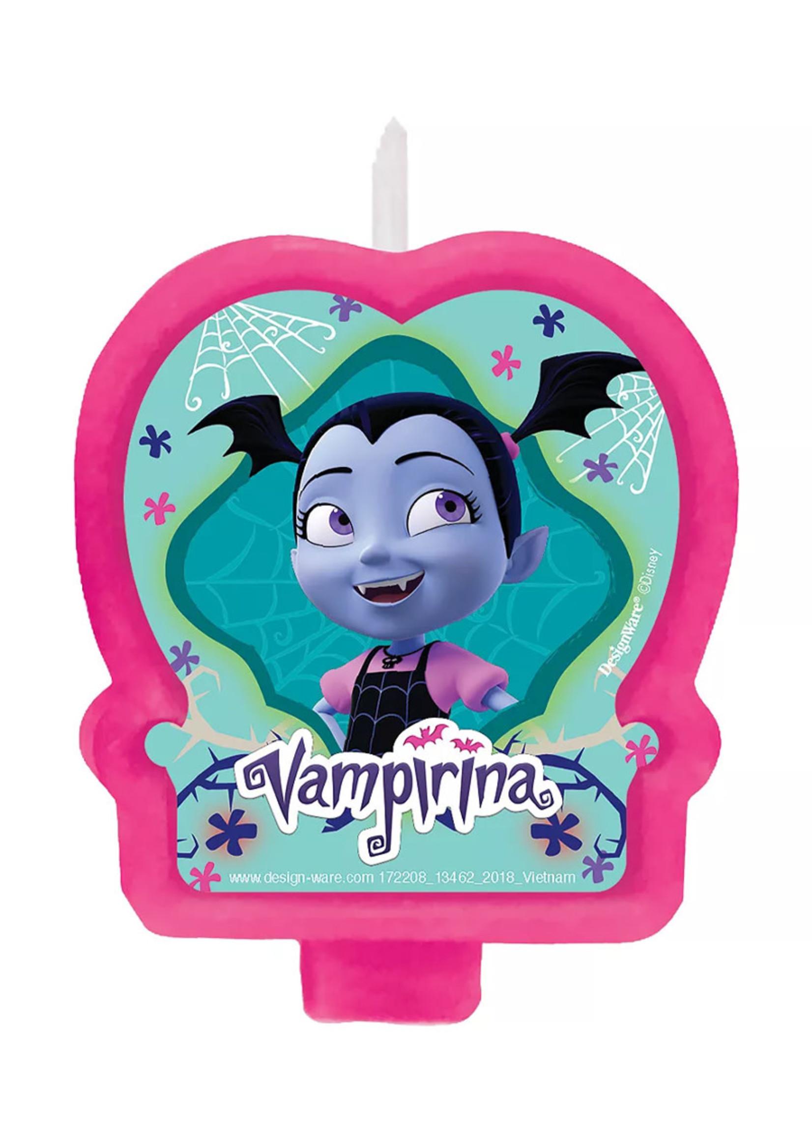 Vampirina Candle