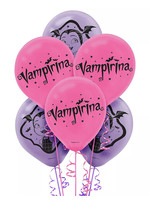 Vampirina Balloons 6ct