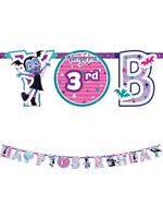 Vampirina Birthday Banner Kit