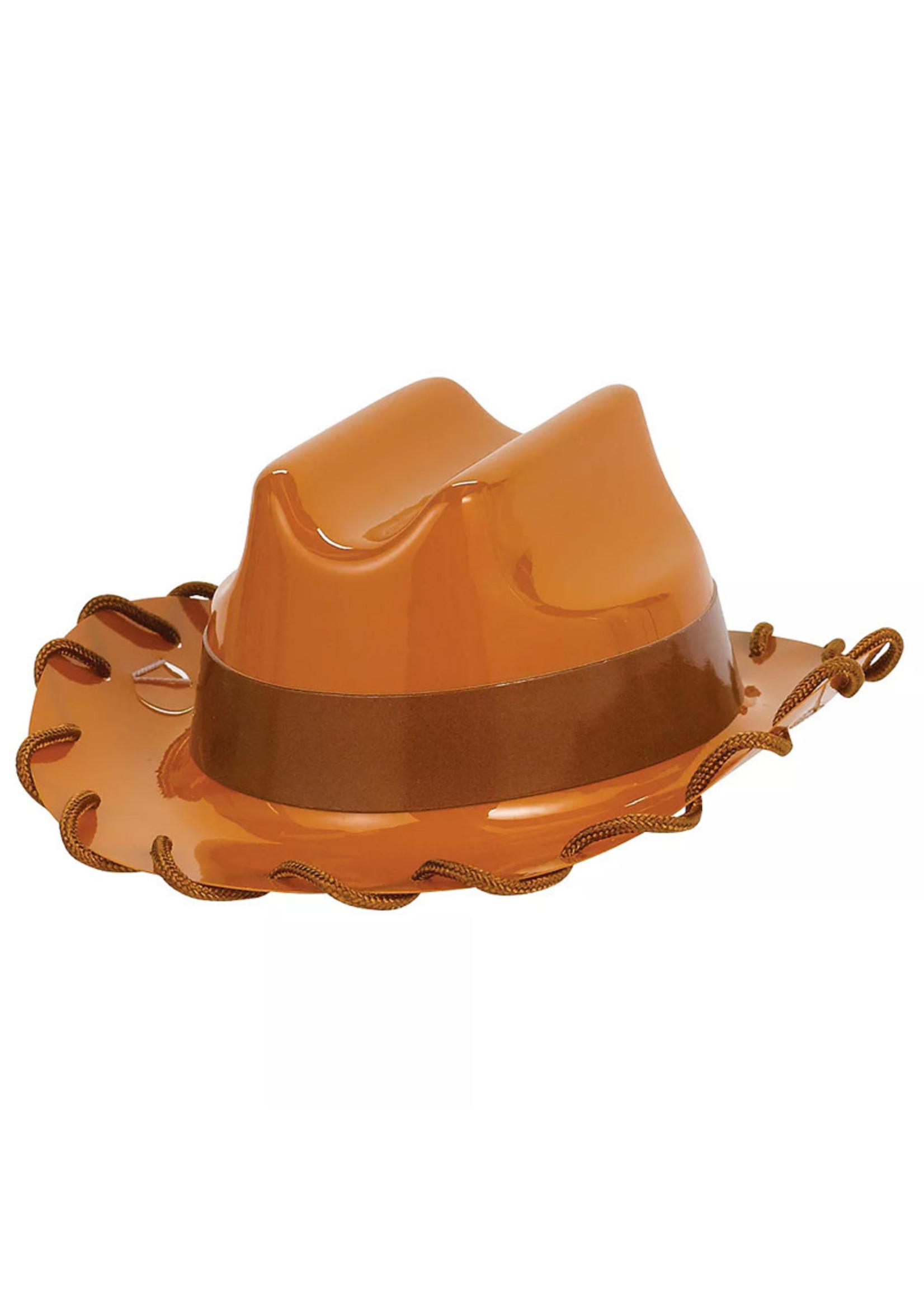 Mini Woody Cowboy Hats 4ct - Toy Story 4