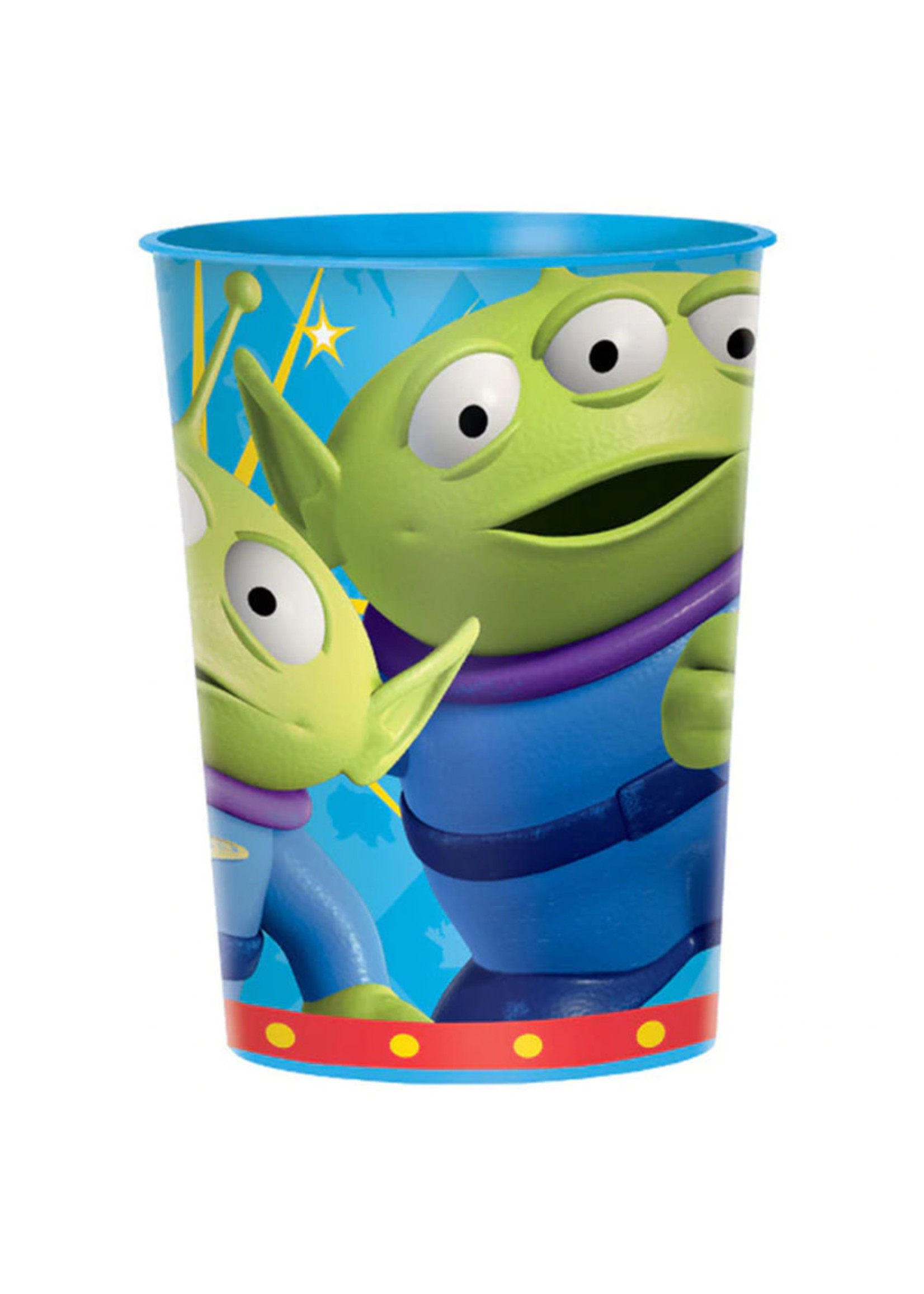Toy Story 4 Plastic Favor Cup 16 oz