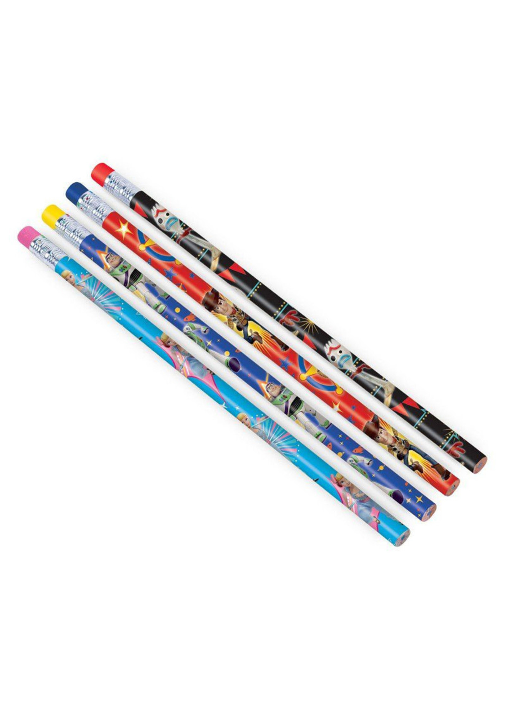 Toy Story 4 Pencils 8ct