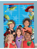Toy Story 4 Scene Setter with Photo Booth Props