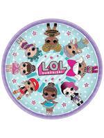 L.O.L. Surprise! Lunch Plates 8ct