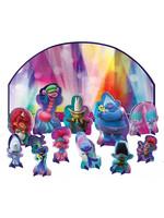 Trolls World Tour Table Decorating Kit 12pc