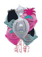 Trolls World Tour Balloon Decorating Kit 6ct