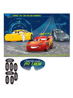 Cars 3 Party Pin Game