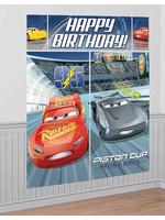 Cars 3 Scene Setter 5pc
