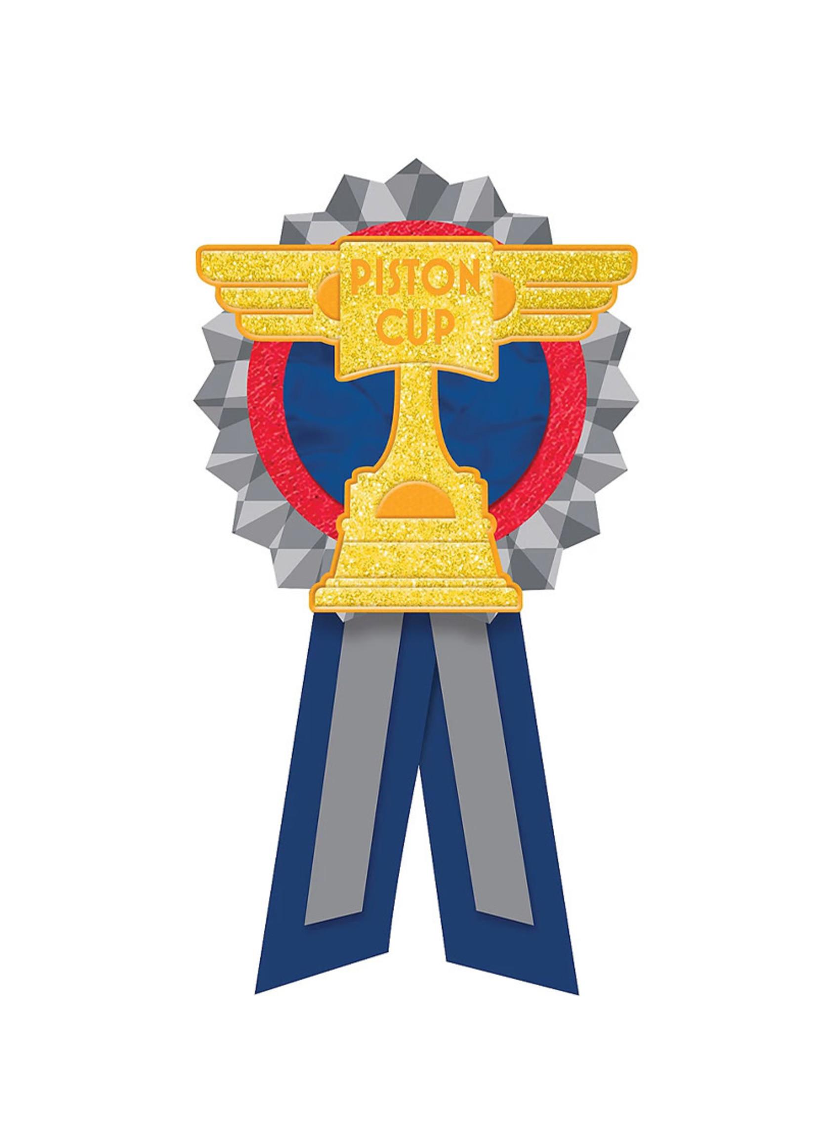 Cars 3 Award Ribbon