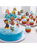PAW Patrol Adventure Cupcake Picks 6ct