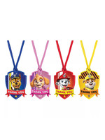 PAW Patrol Adventures Thank You Tags 8ct