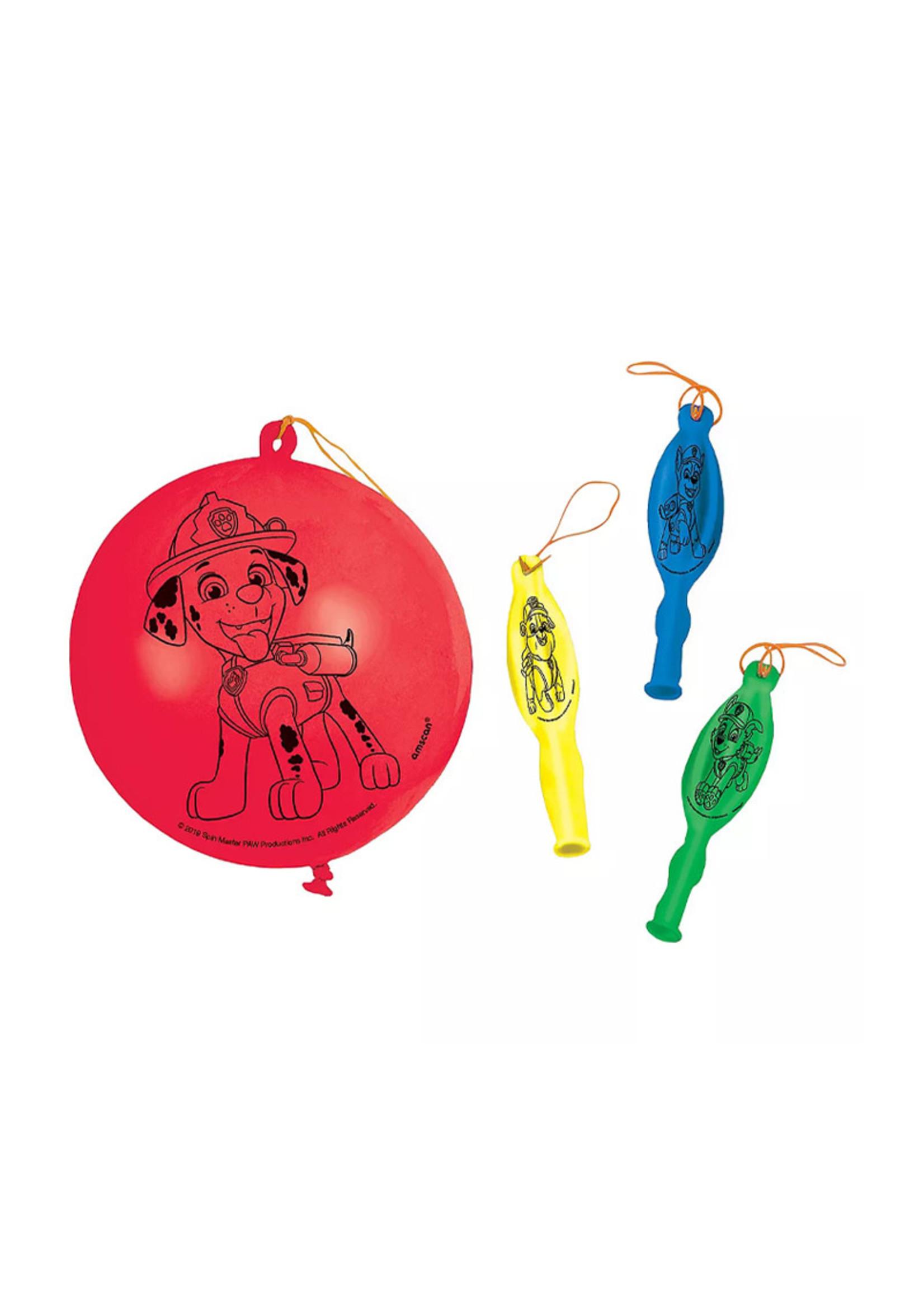 PAW Patrol Adventure Punch Balloons 4ct