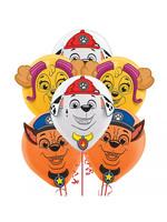 PAW Patrol Adventures Latex Balloon Kit 6ct