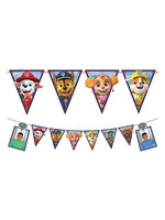 PAW Patrol Adventures Photo Pennant Banner