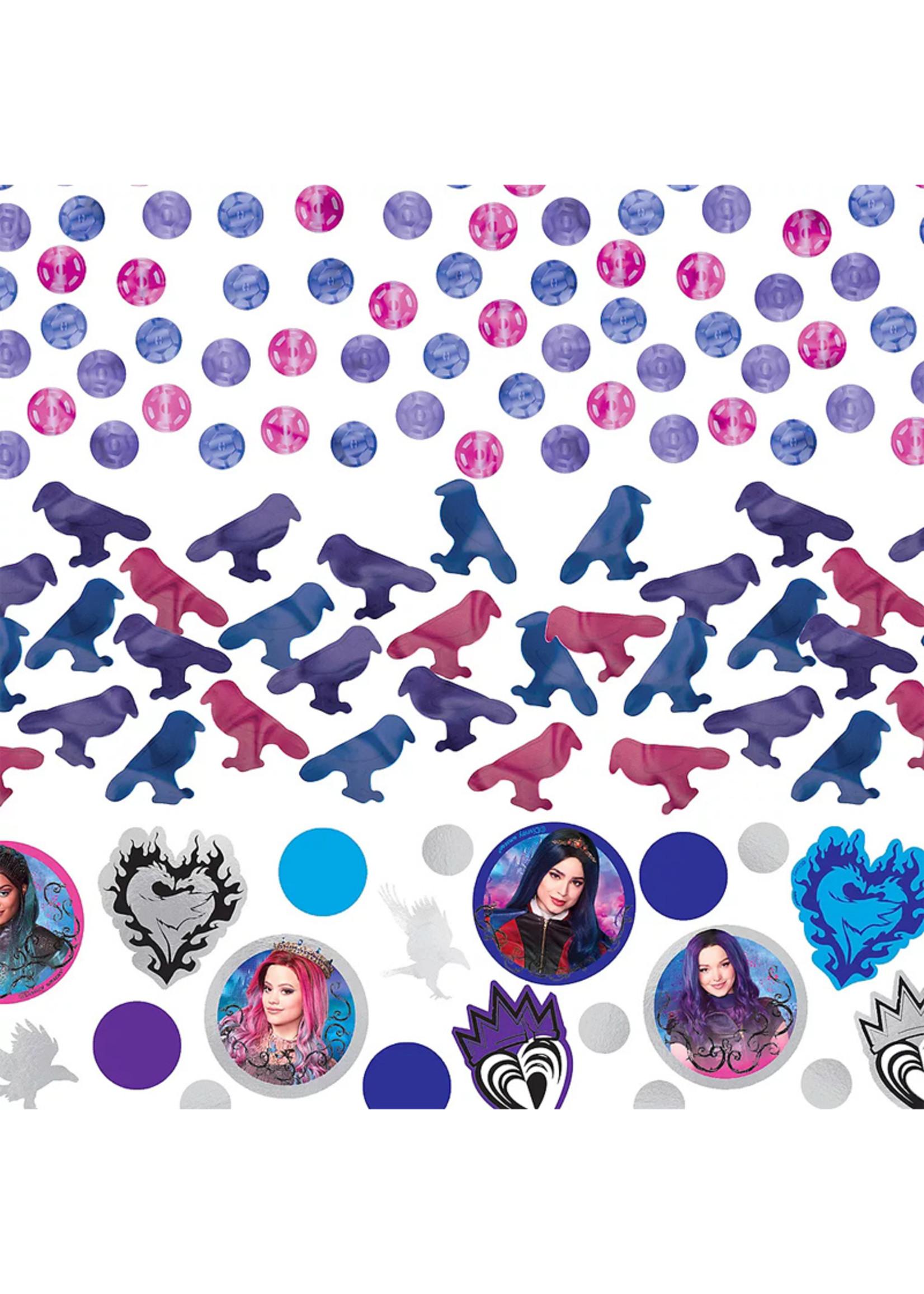 Descendants 3 Confetti